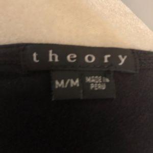 Theory Tops - Theory Ruffle Tee